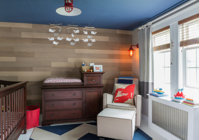 Finn's Nursery: Named room of the month by ProjectNursery.com