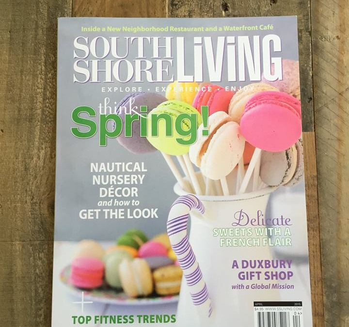 As seen in South Shore Living Magazine