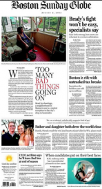 Beth Bourque Design Studio- Boston Sunday Globe - Milton, MA