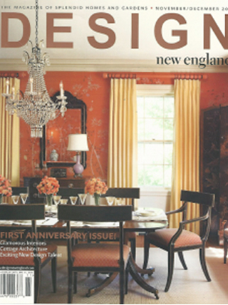 Design New England, Beth Bourque Design Studio