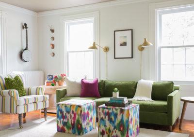 Beth Bourque Design Studio - Duxbury house project